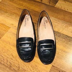 Life Stride Velocity 2.0 Black Dress Shoes